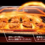 三菱IHクッキングヒーター「びっクリアオーブン」のご紹介